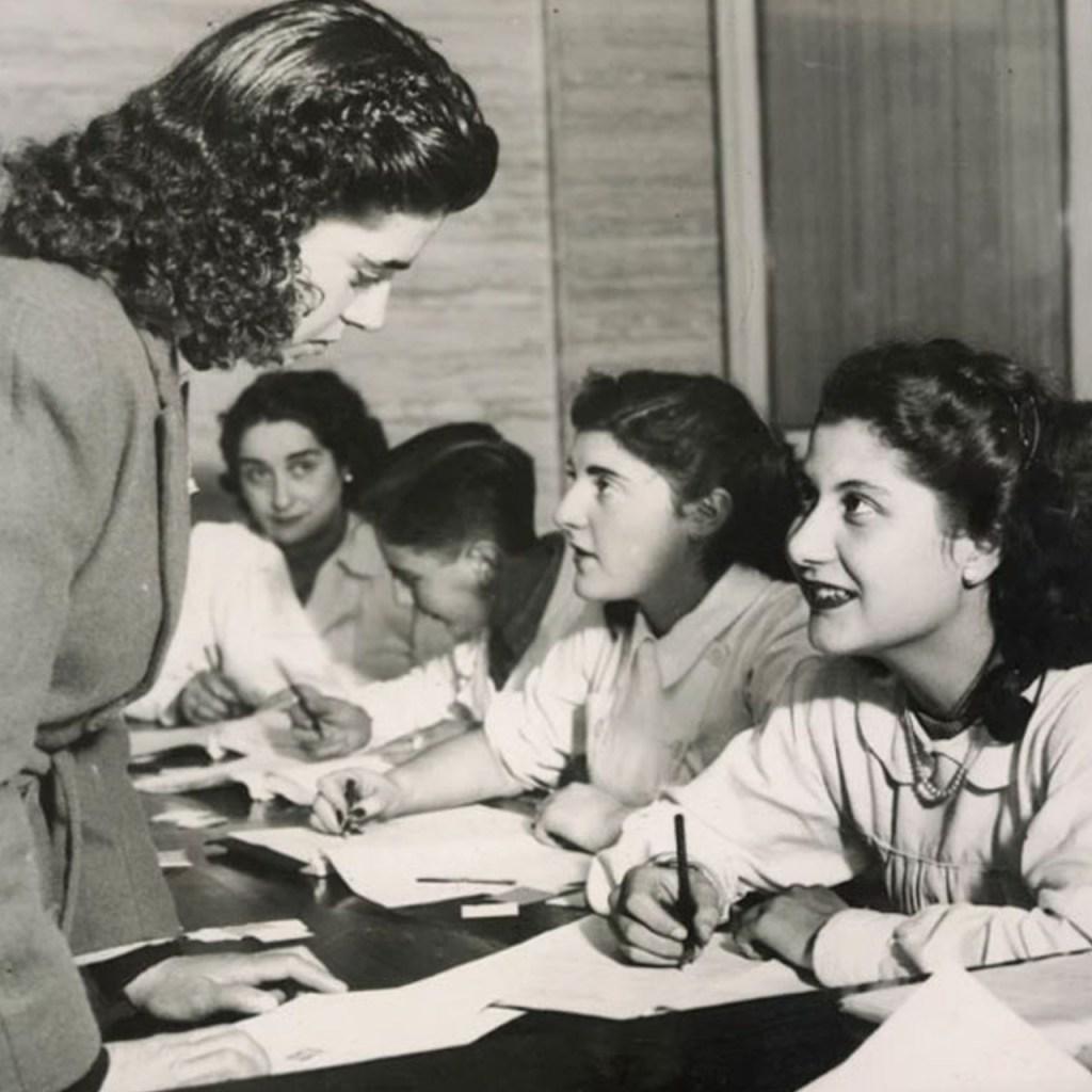 Ellas son las mujeres que lucharon por conseguir el voto femenino