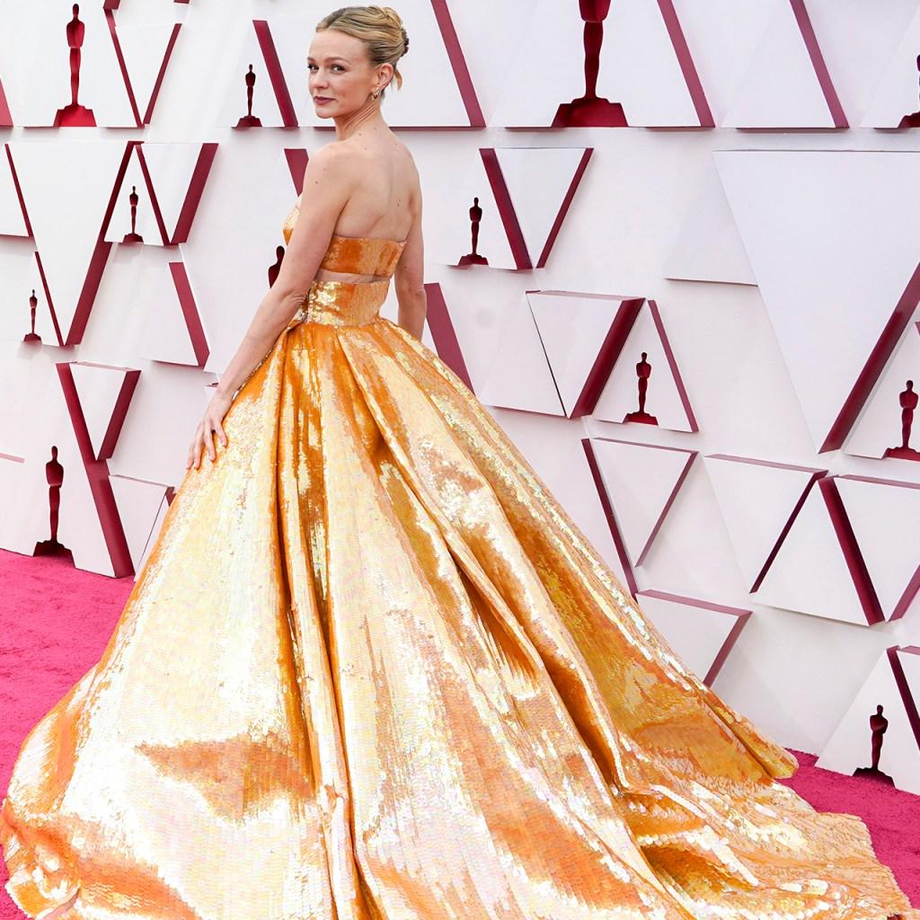 La red carpet de los premios Oscar 2021