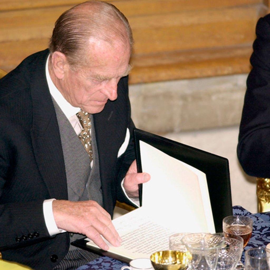 """El Príncipe Felipe era considerado el """"foodie"""" de la familia Real"""