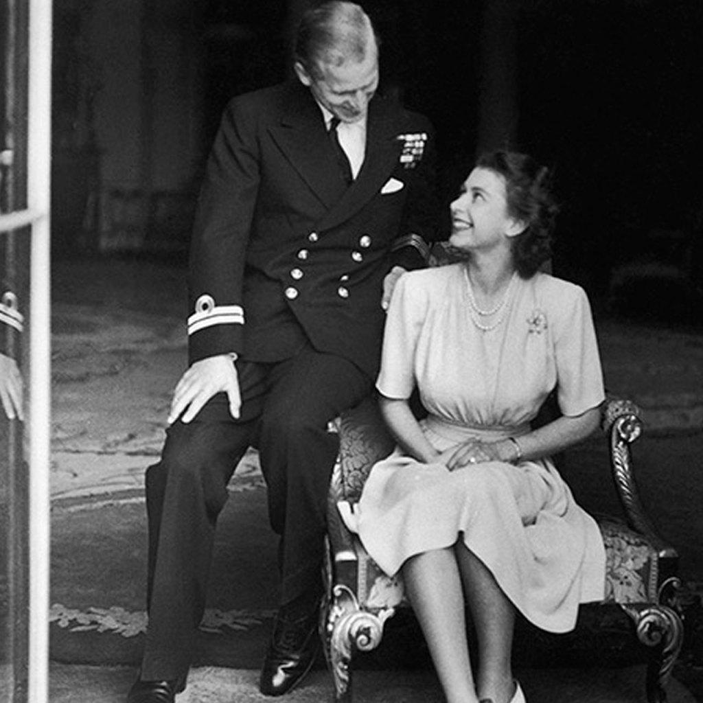 La love letter que el Príncipe Felipe le dio a la Reina para ganar su corazón