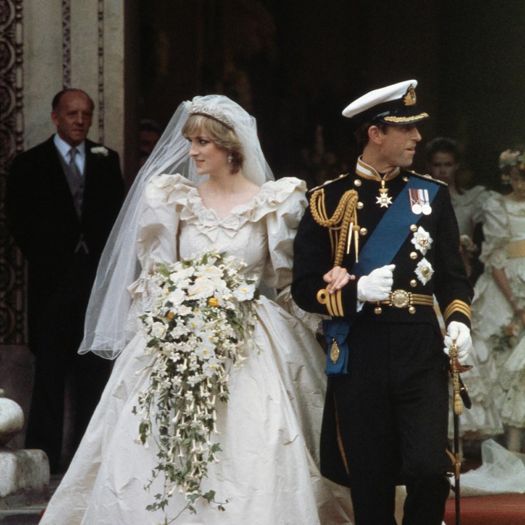 El vestido de novia de Lady Di, estará en una nueva exhibición real en Kensington Palace