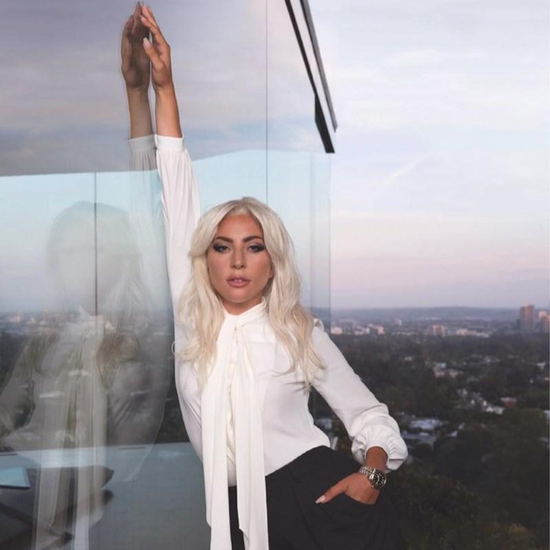 Lady Gaga se viste de novia en 'House of Gucci' y se ve espectacular