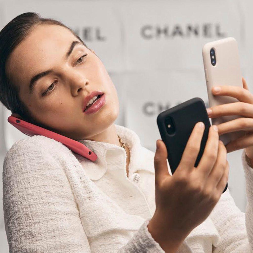 Esta app de Chanel te ayuda a encontrar el tono de lipstick perfecto