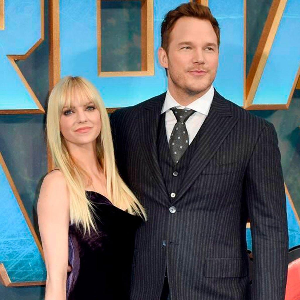 Anna Faris dijo que se sintió forzada a divorciarse de Chris Pratt