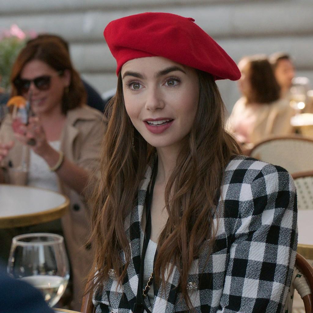 Ya comenzaron a grabar la segunda temporada de 'Emily in Paris'