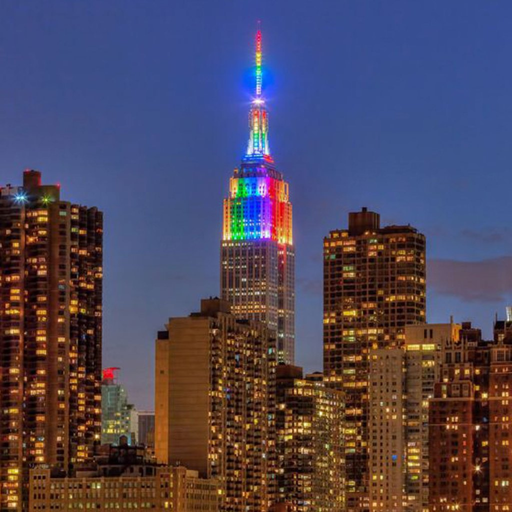 Pride regresó a las calles de NY. Así se vivió la mejor fiesta del año