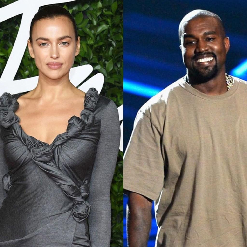 ¿Kanye West e Irina Shayk juntos de vacaciones en Francia?