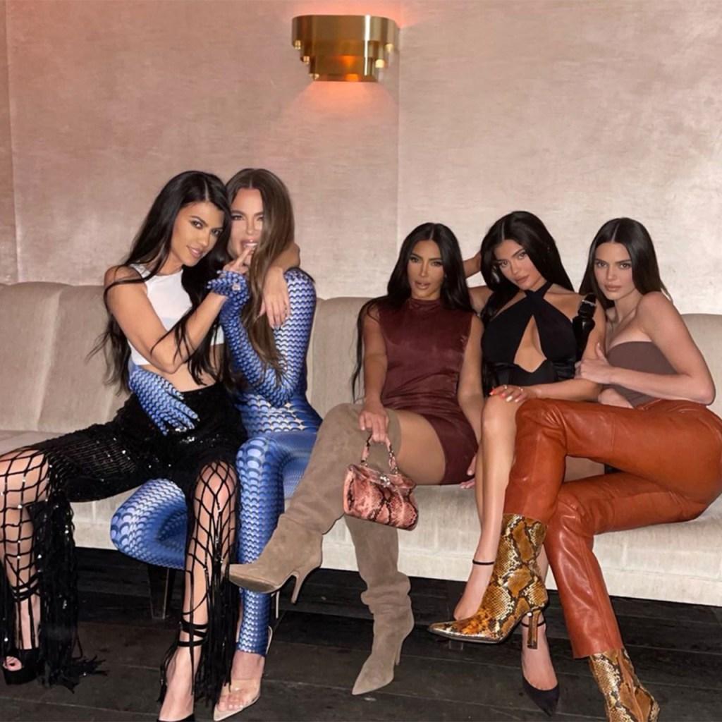 Los beauty looks que fueron tendencia en Keeping Up With The Kardashians