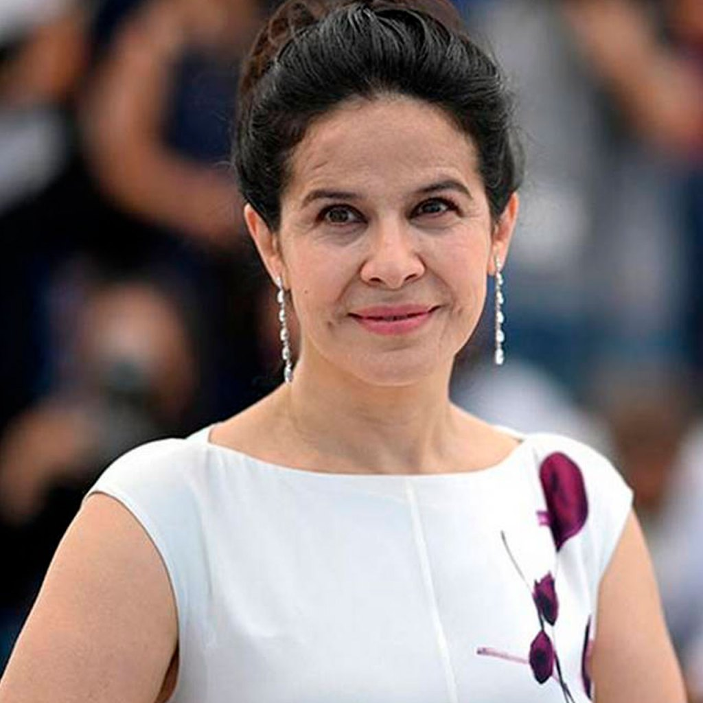 La actriz mexicana Arcelia Ramírez recibió 8 minutos de aplausos en Cannes