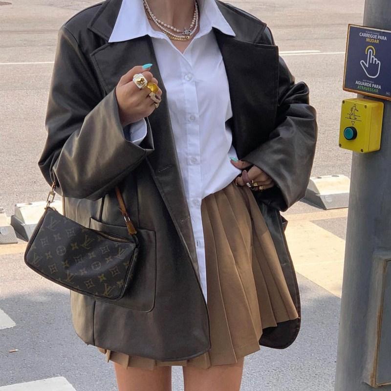 ¿Faldas plisadas? La obsesión de todas, te decimos dónde conseguirlas