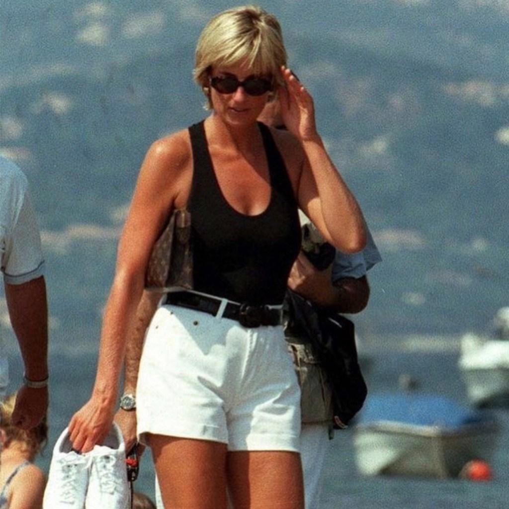 7 tendencias de verano que tomamos de la princesa Diana