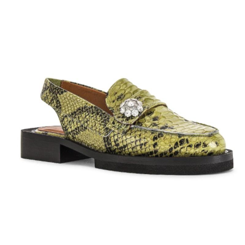 zapatos planos de moda