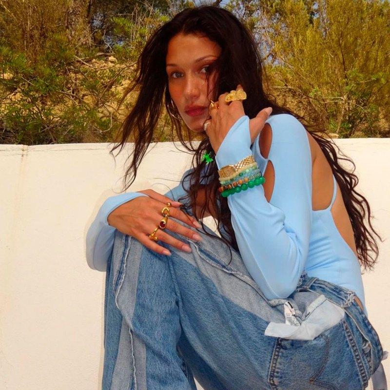 Bella Hadid llevó este anillo de una marca mexicana