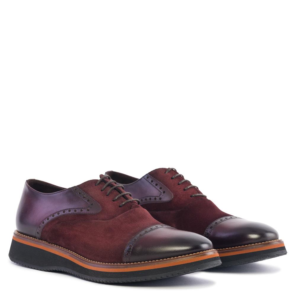 Zapato inglés Prada