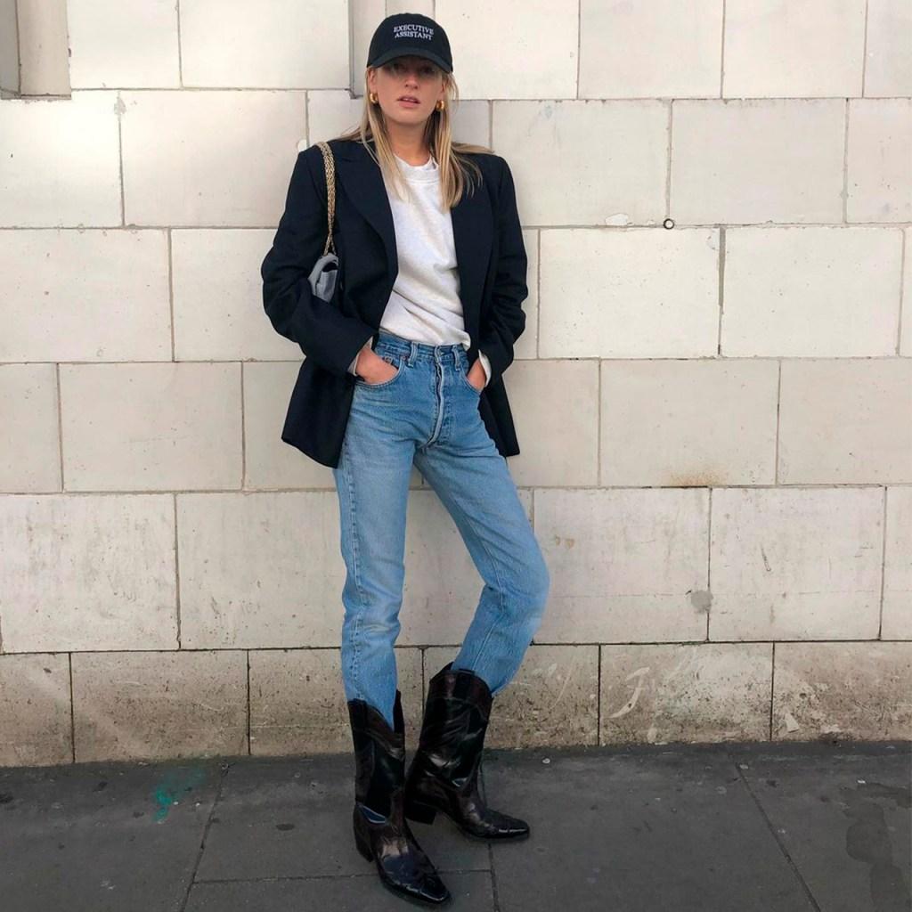 Cowboy boots: cómo llevar las botas más cool de otoño