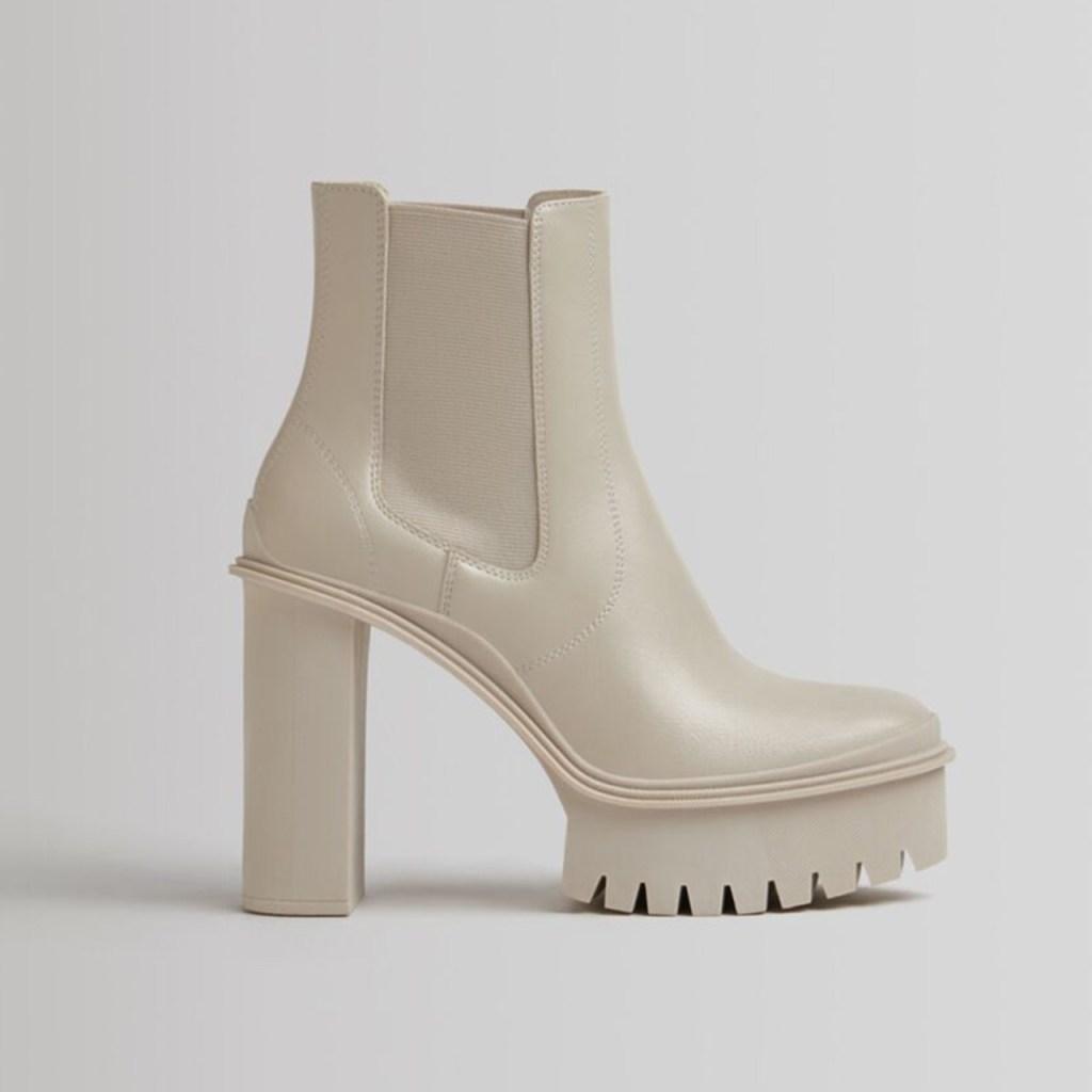 botas por menos de $2,000 de plataforma