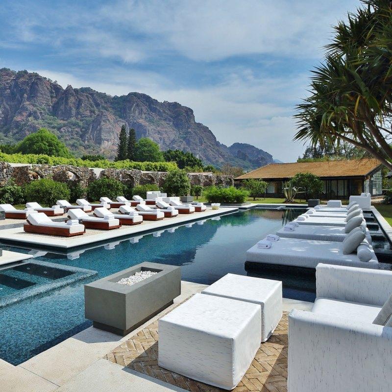 Amomoxtli es el hotel perfecto hacer home office y relajarte