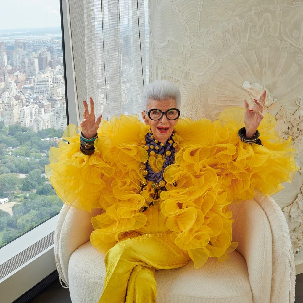 Iris Apfel va a tener una colaboración con H&M y ya queremos todo