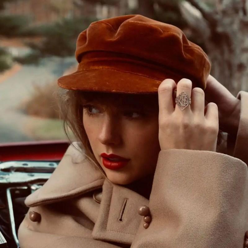 Taylor Swift lanzará Red (Taylor's Version) antes de lo esperado.