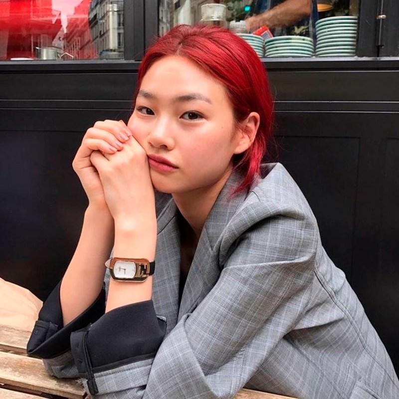 HoYeon Jung de 'El juego del calamar' es toda una fashion icon