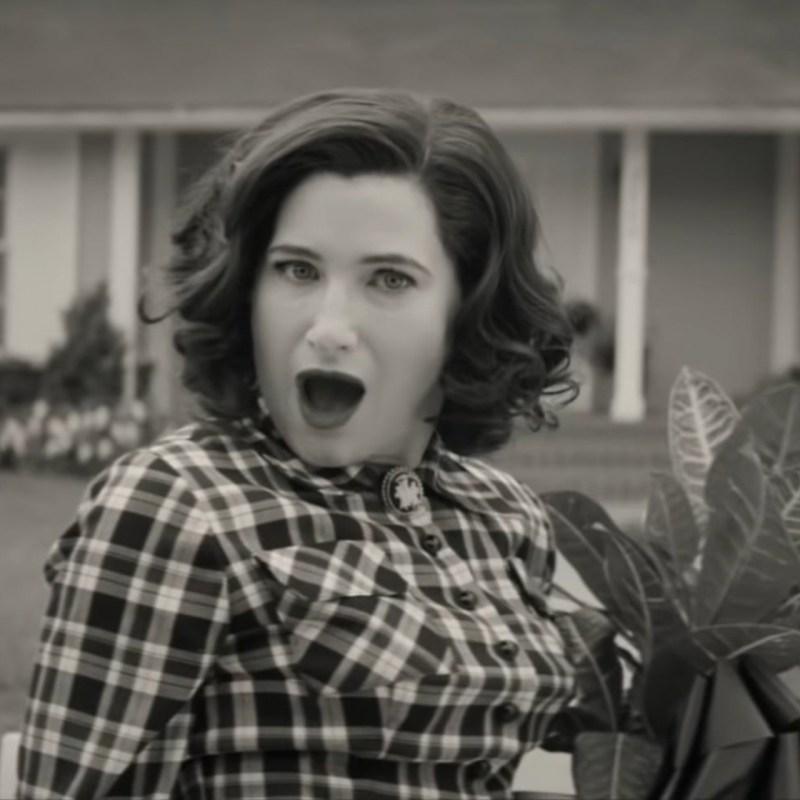 ¿Un spinoff de WandaVision enfocado en Agatha? Sí por favor