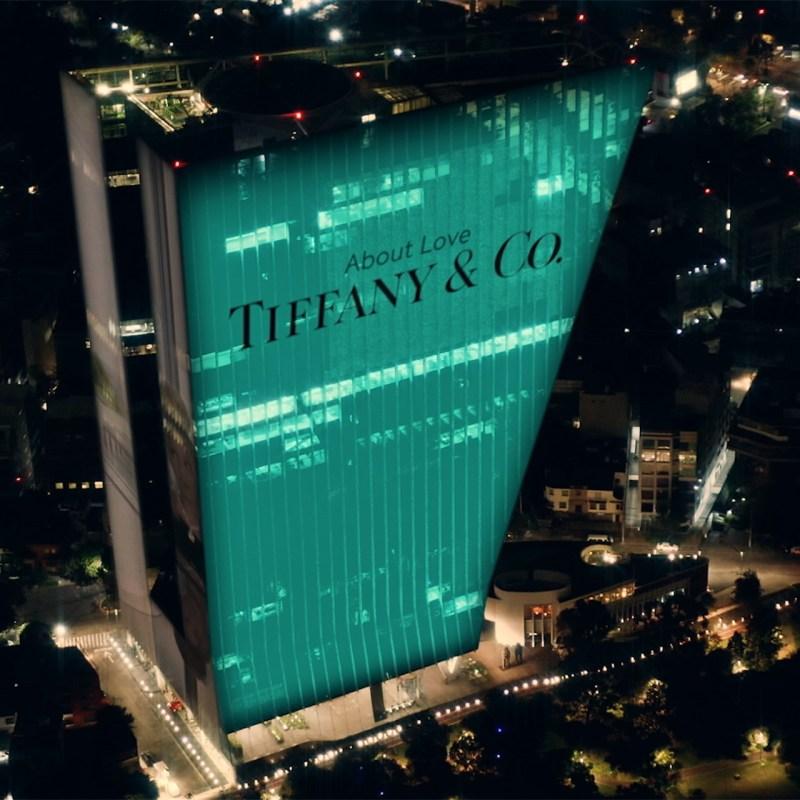 """La campaña """"About Love"""" de Tiffany llega a México"""
