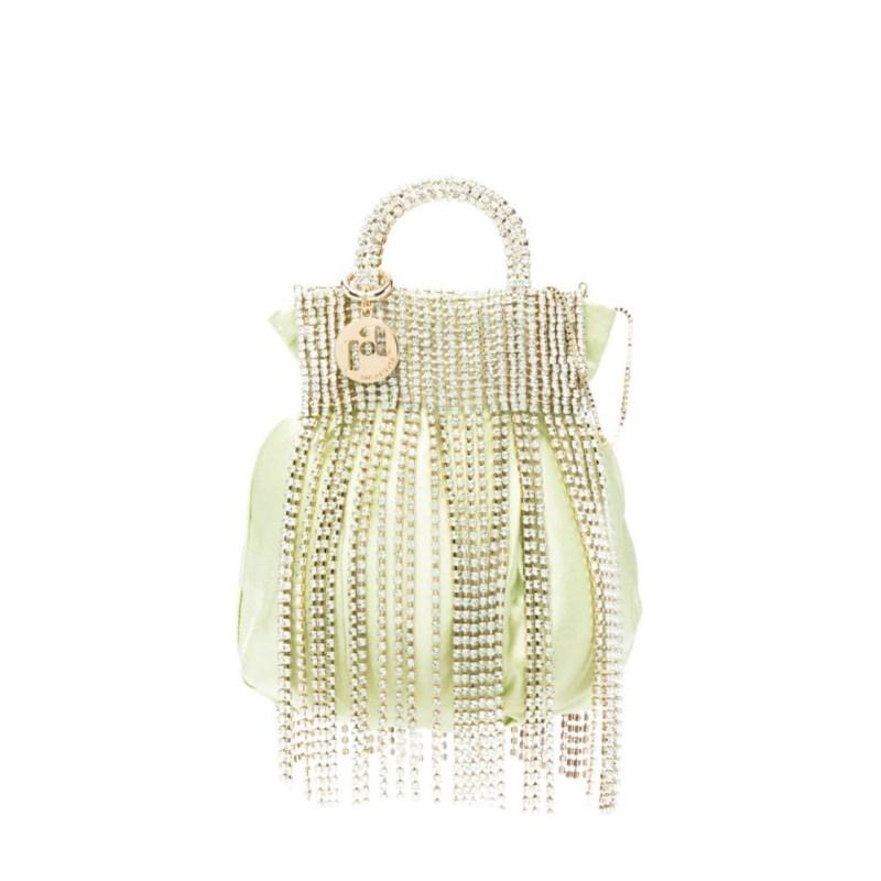 Mini bag de brillos de Rosantica