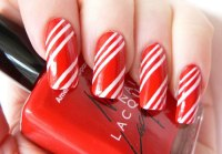 Christmas and New Year Eve Nail Design