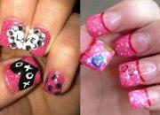 valentine's day - nails art design