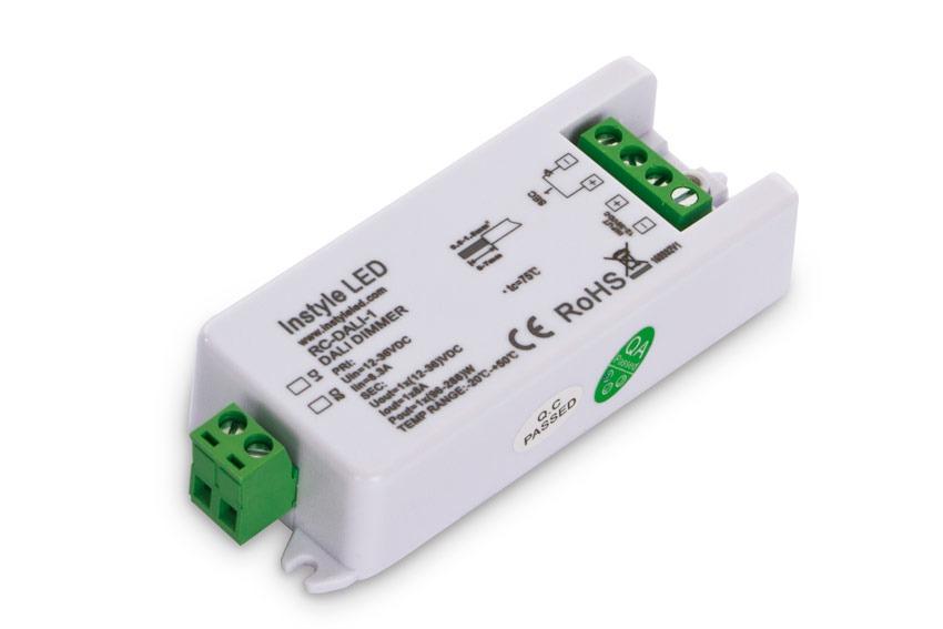 wiring downlights diagram 1997 club car 36 volt dali dimmer module | single-channel led receiver