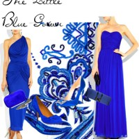 The LBG Quest: Featuring The Little Blue Gown!