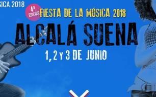 Alcalá Suena 2018. Abierta inscripción
