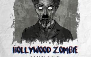 Hollywood Zombie. Ínsula Art Space