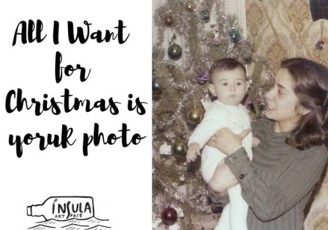 All I want for Christmas is youR photo
