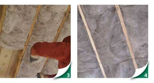 Attic Insulation  Ceiling Insulation  How to Install