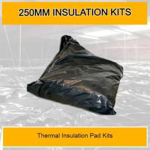 250mm Insulation Pad Kits