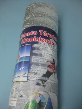 base protectora aislante para carpas y bolsas de dormir - aislante termico aluminizado (3)