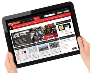 Bennetts own brand social network 'Bike Social'