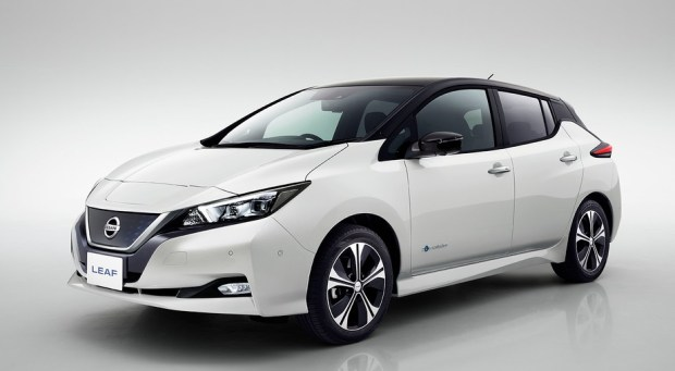 nissan electric car insurance costs