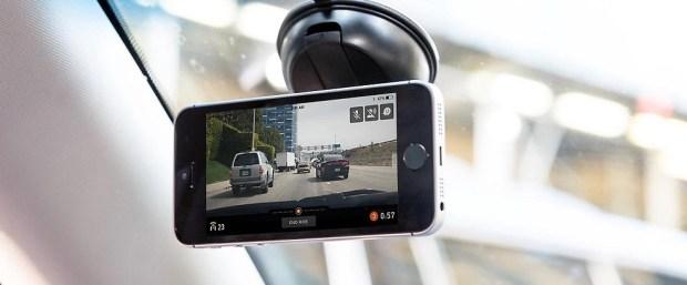 nexar smartphone dashcam