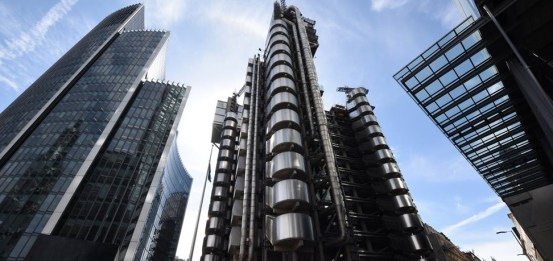 lloyds city london copyright free crop