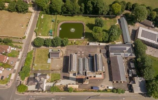brit engineerium overview of site