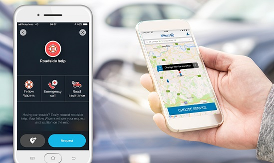 Allianz and Waze Partner Up on Roadside Assistance Platform