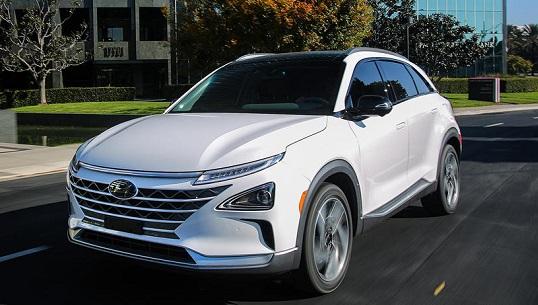 hyundai nexo Euro NCAP safety rating hydrogen car