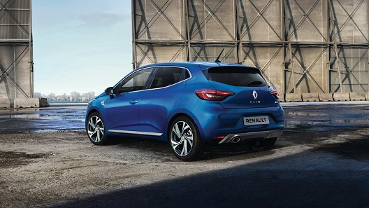 2019 renault clio NCAP safety ratings