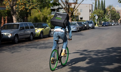 uber eats riders vetting