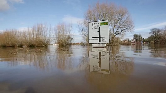 are flooded cars safe to drive