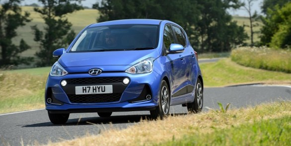 hyundai i10 used car prices mpg