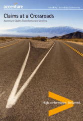 Claims at a crossroads - Accenture Claims Transformation Services
