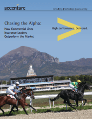 Chasing the Alpha: How Commercial Lines Insurance Leaders Outperform the Market